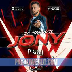 Love Your Voice Poster