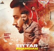Tittar Phangian Mp3 Song download - Sippy Gill